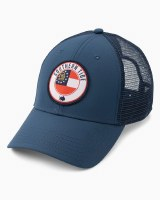 Southern Tide Georgia Patch Performance Trucker Hat
