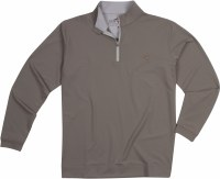 GenTeal Charcoal Performance Quarter Zip