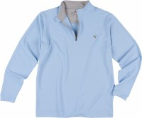 GenTeal Stone Blue Performance Quarter Zip