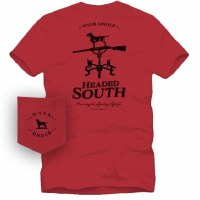 Over Under Headed South T-Shirt