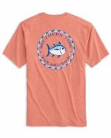 Southern Tide Original Skipjack Circle Heathered T-Shirt