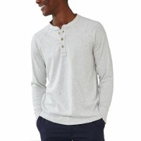 The Normal Brand Puremeso Henley