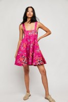 Free People Let The Sunshine Dress