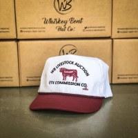 Whisket Bent Livestock Hat