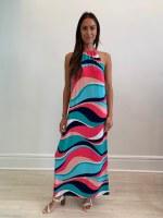 Trina Turk Milian Maxi Dress