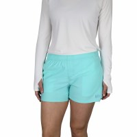 Aftco Women's Sirena Hybrid Tech Shorts