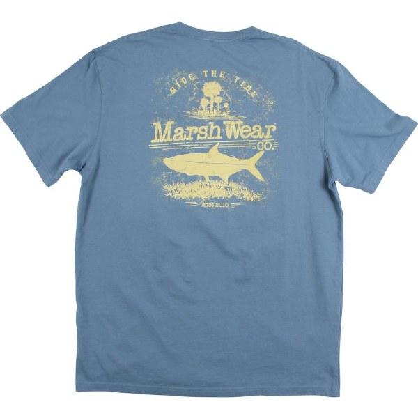 Marshwear Silver Side T-Shirt
