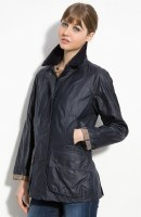 Womens Barbour Beadnell Waxed Jacket