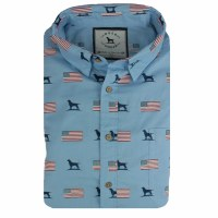 Over Under Patriot Harbor Shirt