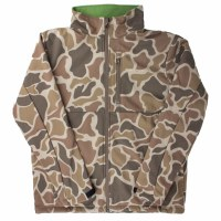 Over Under Hydra Tech Camo Fleece