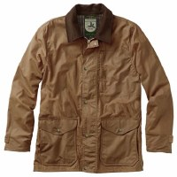 Over Under Waxed Briar Jacket Field Tan