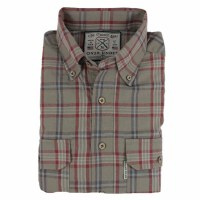 Over Under The Crosscut Flannel Shirt