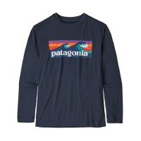 Patagonia Boys' Long-Sleeved Capilene Cool Daily T-Shirt