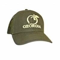 Peach State Pride Georgia Trucker Hat