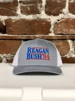 Southern Snap Reagan Bush '84 Hat