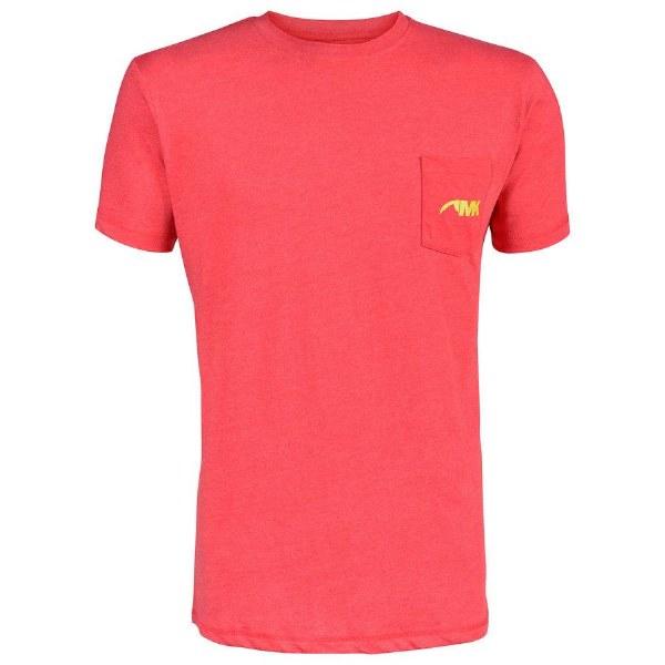 Mountain Khaki Men's Pocket Logo Short Sleeve T-Shirt