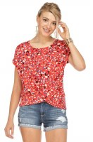 Joy Joy Cropped Blouse