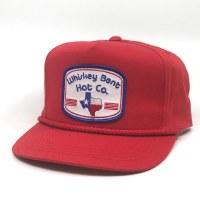 Whiskey Bent Red Man Hat