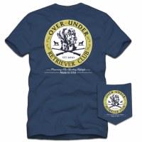 Over Under Retriever Club T-Shirt