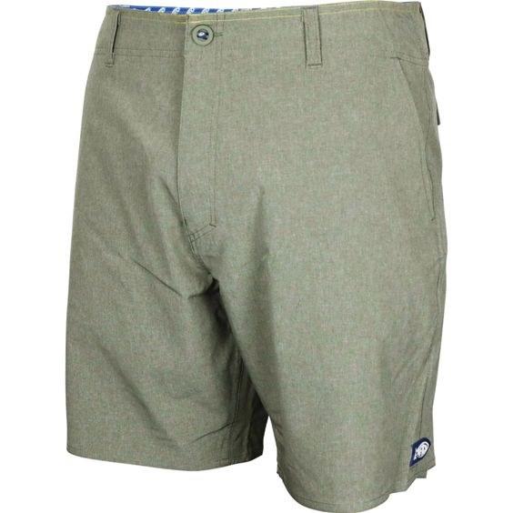 "Aftco Cloudburst Fishing Shorts 8"""