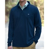 Fish Hippie Shad Point 1/4 Zip Pullover