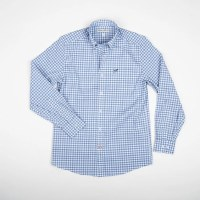 Southern Point Gingham Hadley Summerweight