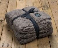 Southern Marsh Watson Pile Sherpa Blanket