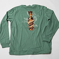 Southern Point Long Sleeve Duck Call T-Shirt