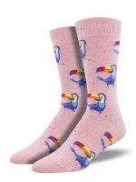 Sock Smith Tropical Toucan Crew Socks
