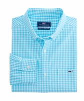 Vineyard Vines Arawak Gingham Classic Tucker Shirt