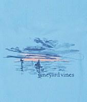 Vineyard Vines Short Sleeve Fly Fishing T-Shirt