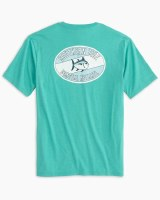 Southern Tide Weathered Label Heathered T-Shirt