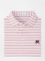 Peter Millar Wiggs Stripe UGA Performance
