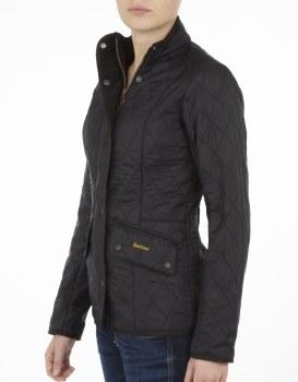 Womens Barbour Cavalry Polarquilt Jacket