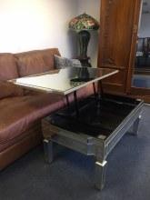 Charleston coffee table