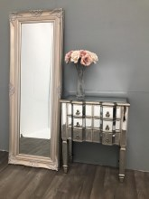 Charleston mirrored side chest