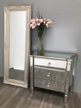 Marbella mirrored chest