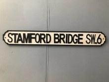 Stamford Bridge Street Sign