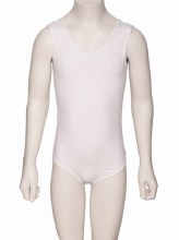 **SALE - WAS 22 NOW 10** Katz Basic Leotard White