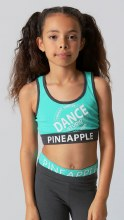 Dance Crop Tee **50% OFF FOR A LIMITED TIME ONLY. WAS 35 NOW 17.50**