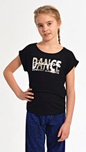Dance Double Tee **50% OFF FOR A LIMITED TIME ONLY - WAS 38 NOW 19**
