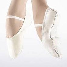 **SALE - WAS 20 NOW 10** So Danca Leather Ballet Shoe- BAE90