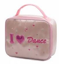 I Love Dance Lunchbox