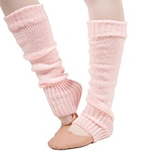 "Intermezzo 14""/40cm Pink Legwarmers **REDUCED - WAS 10 NOW 5**"