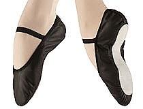 So Danca Superior Leather Ballet Shoe- BAE14