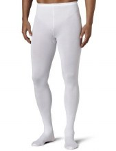 Capezio Men's Tights White