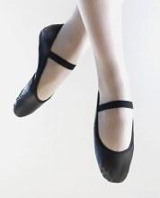 So Danca Leather Full Sole Ballet shoe SD70