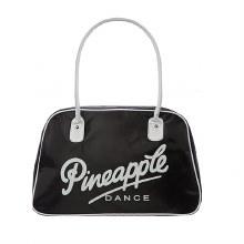 Pineapple retro kit bag Black