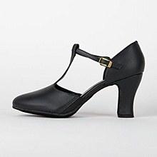 So Danca T-Bar Character Shoe Black - CH57