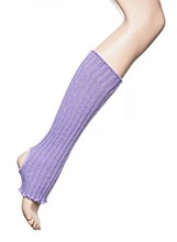 ***REDUCED WAS 9 NOW 2***Katz Leg Warmer  Lilac